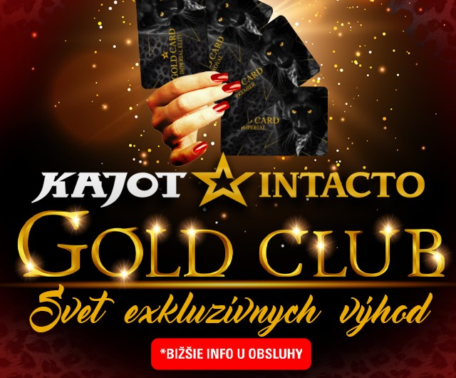 Golden Club Banner