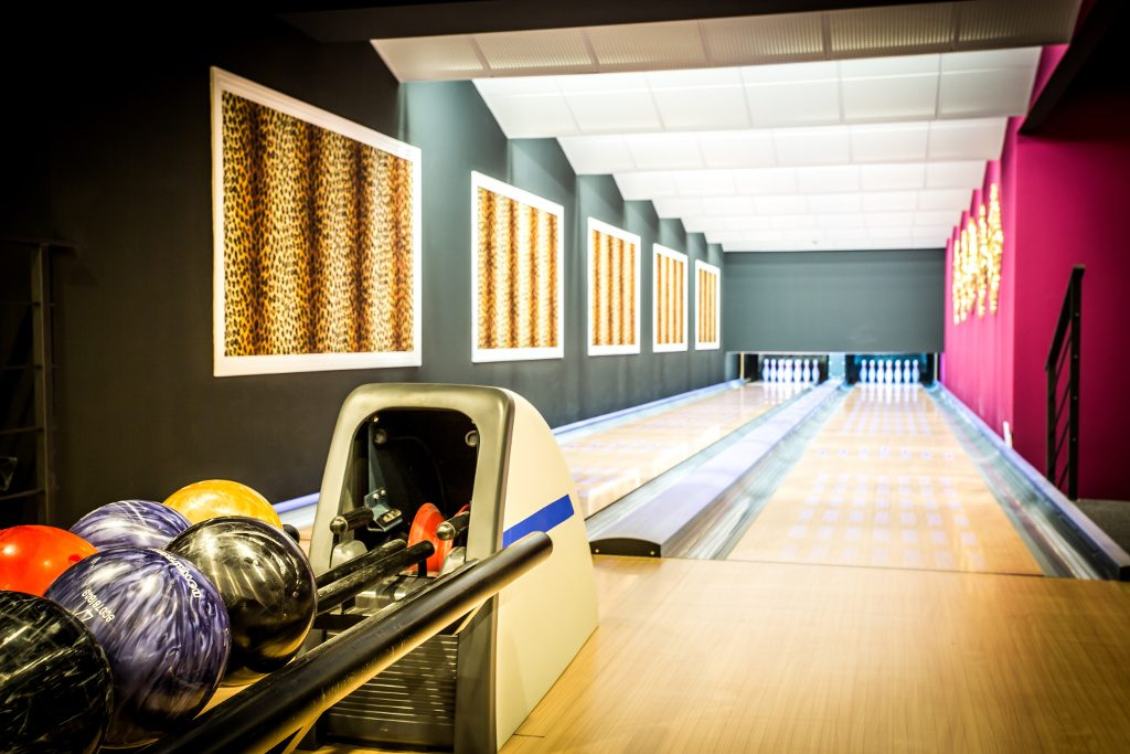 Kajot Intacto Bory Mall bowling