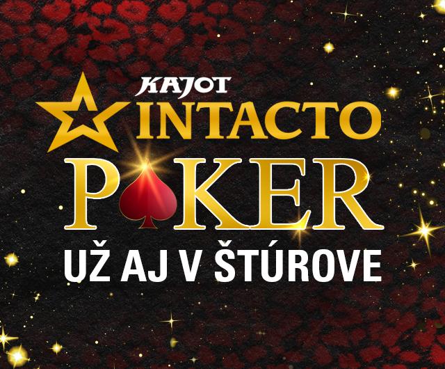 Poker Sturovo Banner